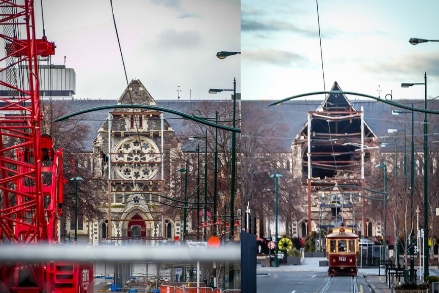 Christchurch bouncebackability